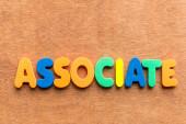 Associate — Stock Photo
