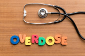 Overdose — Stock Photo