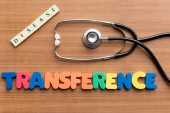 Transference — Stock Photo