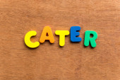 Cater — Stock Photo