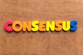Consensus — Stock Photo