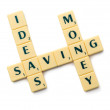 Saving money ideas — Stock Photo #70303553