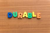 Durable — Stock Photo