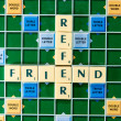 Постер, плакат: Refer friend