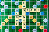 Your own business start — Stock Photo
