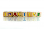 Inactive — Stock Photo