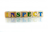 Inspect — Stock Photo