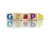 Graph — Stock Photo