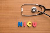 NICU — Stock Photo