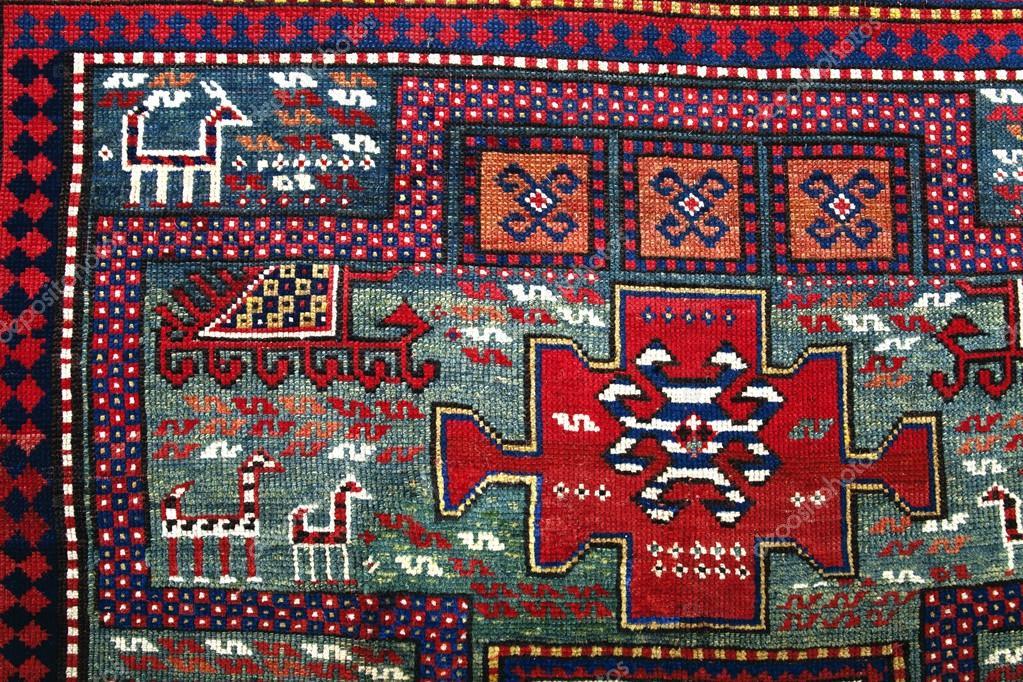 Azerbaijan Carpet Stock Photo Nasimi 59446697