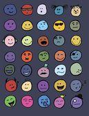 Smiley — Stock Vector