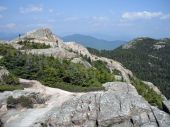 Summit of Mt Chocorua — Stock Photo