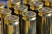 Capsular part of the combat cartridge — Stock Photo
