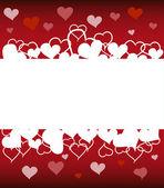 Priorità bassa di giorno di San Valentino — Vettoriale Stock
