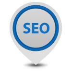 Seo pointer icon on white background — Stock Photo #67217917