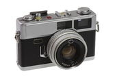 Klasik kamera — Stok fotoğraf