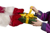 Fairy tale gift, horizontal — Stock Photo