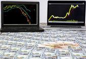 Geld verdienen — Stockfoto
