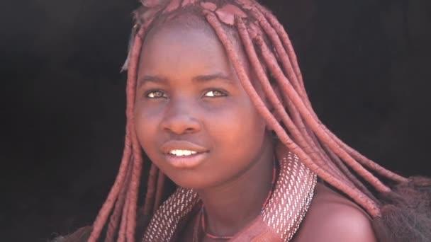 Woman of Himba Tribe — Vidéo