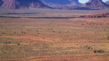 Monument Valley Arizona — Stock Video