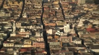 View of Quito — Stock Video