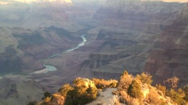 Majestic Grand Canyon — Stock Video