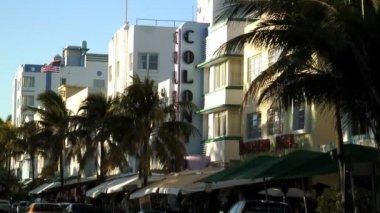 Miami South Beach — Stock Video