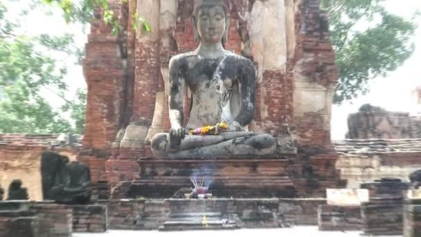 Ayutthaya Place of Worship — Vidéo
