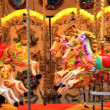Fairground Carousel — Stock Video #62039795