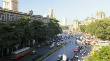Central Mumbai towards — Stock Video