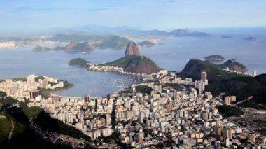 City of Rio De Janeiro — Stock Video