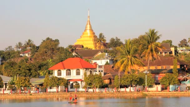 Temple Wat Jong Kham — Vidéo