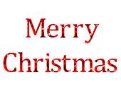 Bokeh vánoční přáníčka — Stock fotografie