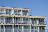 Balkony — Stock fotografie