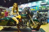 Motor show 2015 — Stock Photo