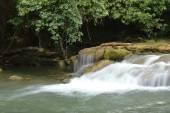 Waterfall landscape — Stock Photo