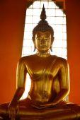 Golden Buddha — Zdjęcie stockowe
