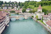 City of Bern — Stock Photo
