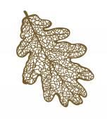 Vector oak leaf — Stock Vector
