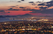 Soirée Athènes, Grèce — Photo