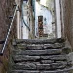 Antique stone streets — Stock Photo #74626155
