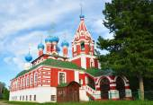 Uglich, Russia -MAY,21 2013  Church of Tsarevich Dmitry on the B — Stock Photo
