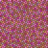 Triangle pattern, background, texture — Stock vektor
