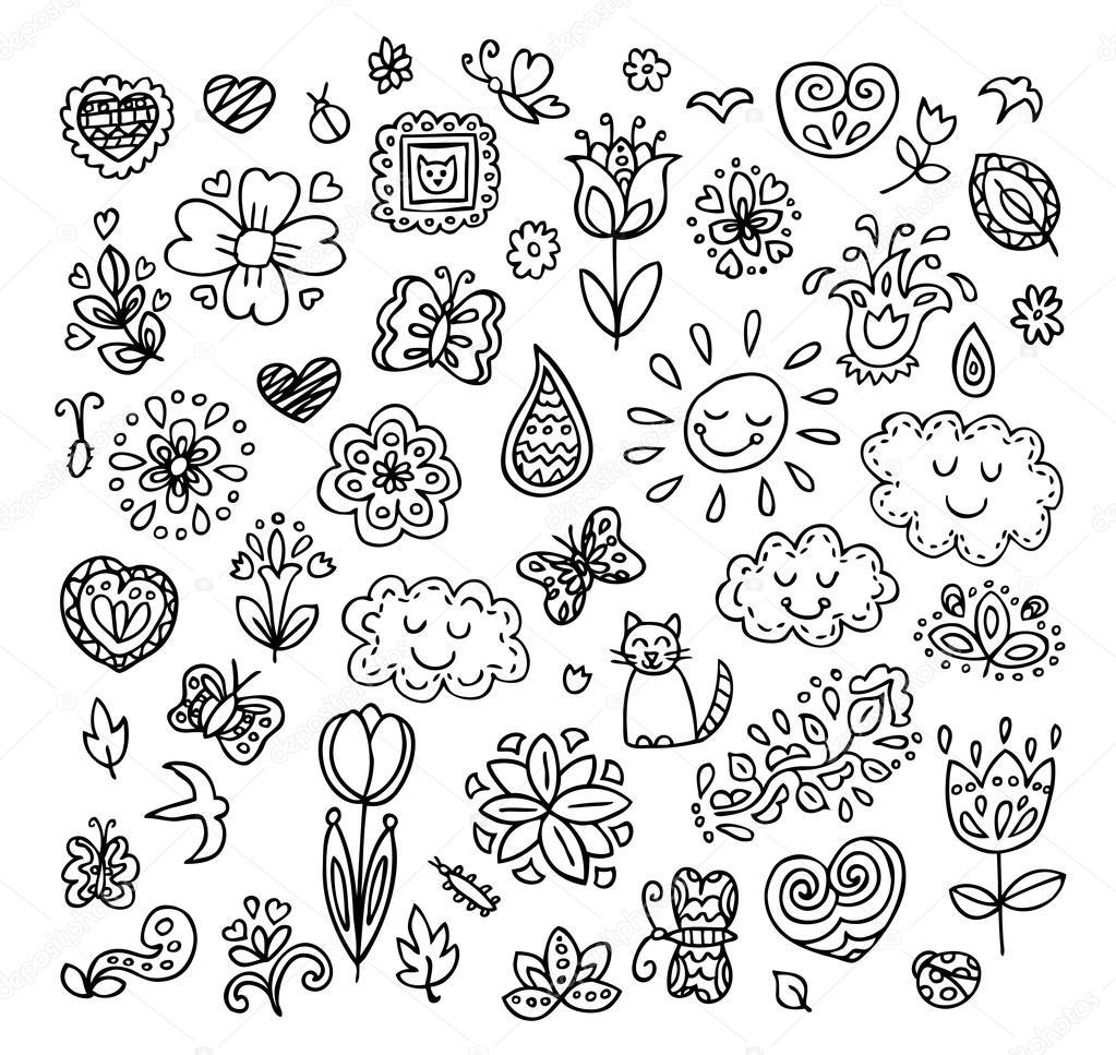 Картинки о весне нарисовать