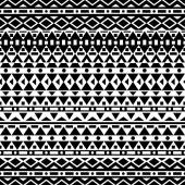 Tribal vector seamless pattern. Seamless pattern can be used for wallpaper, pattern fills, web page background,surface textures. seamless background — Stock Vector