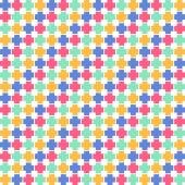 Seamless abstract pattern. Modern elegant neutral wallpaper. — Stock Vector