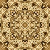Skin snake kaleidoscope — Stock Photo