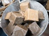Soap of Marseille — Stock Photo