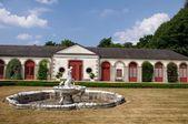 Park of Montmarin — Stock Photo