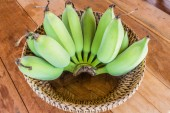 Raw Bananas — Stock Photo